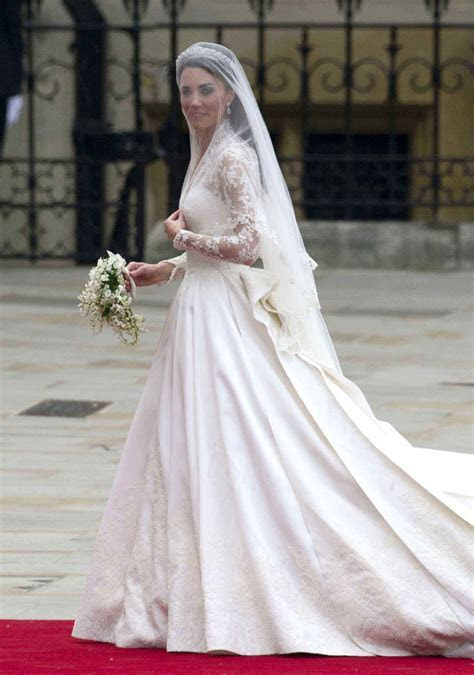 Kate Middleton in Royal Wedding: Before and after the