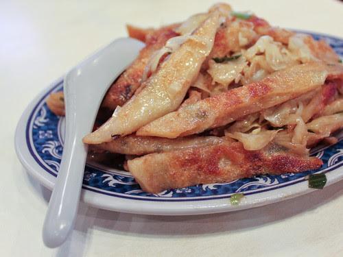 木須炒餅 (mushu scallion pancakes)