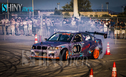 En Photos, Red Bull Car Park Drift 2018 - Shinymen