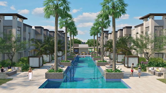 $63M Mesa development to feature giant infinity pool - Phoenix Business Journal