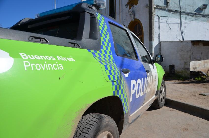 Patrulla policial