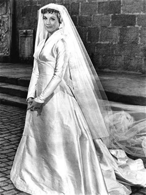 Maria In Her Wedding Dress   The Sound of Music Fan Art