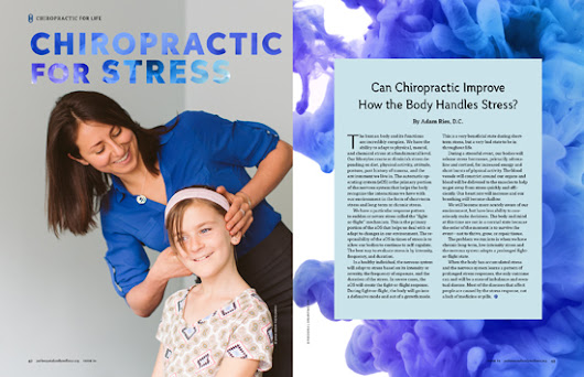 Can Chiropractic Improve How the Body Handles Stress? | Chiropractic