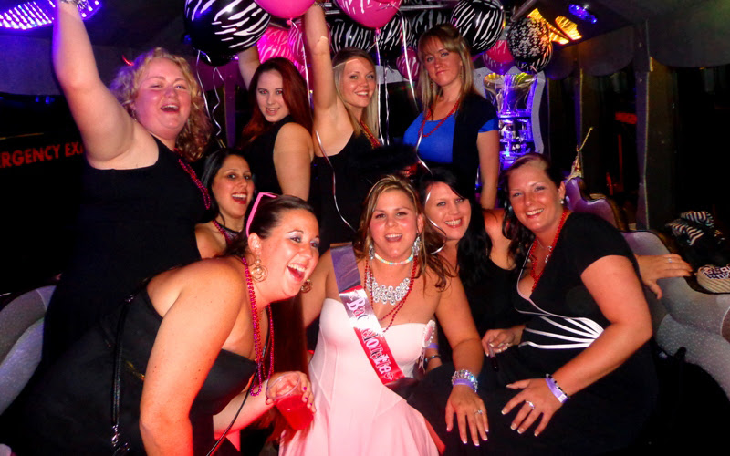 Bachelorbachelorette Parties Ultimate Party Bus Of New England