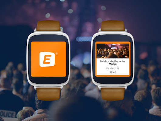 Eventbrite Android Wear Concept