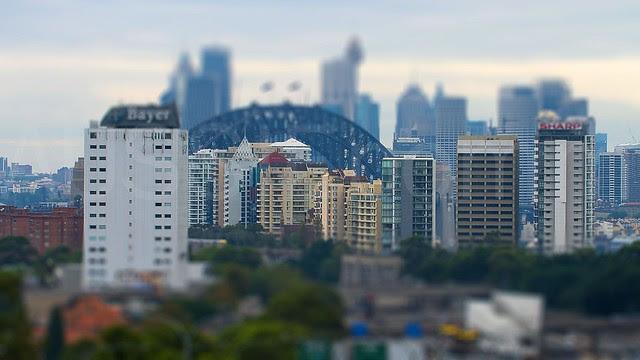 Sydney CBD Nth SYD TS