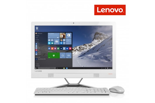 "PC All in One LENOVO 300 21.5"" A8 Plata"