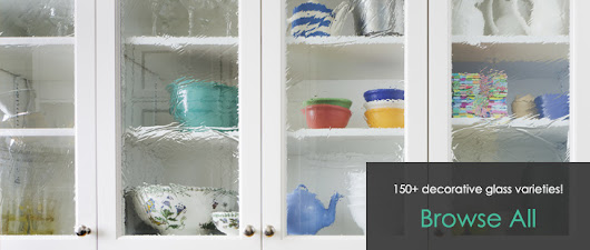 Bendheim Cabinet Glass - Cabinet Specialty Glass Insert, Kitchen Cabinet Glass, Door Glass Panel