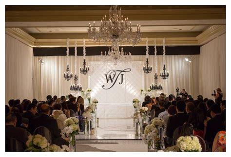Chanel Inspired Wedding    Langham Hotel Wedding    Photos
