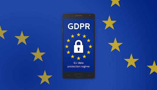 GDPR is upon us... oh my, oh my