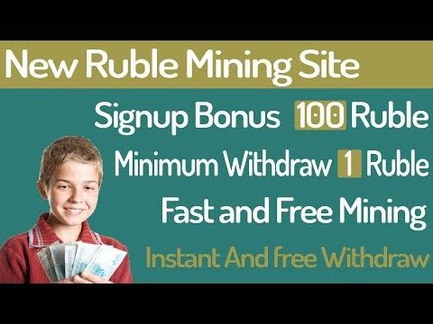 me-farm free Ruble cloud Mining site 2020 complete review