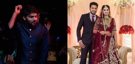Actor Arya's brother Sathya gets Hitched   DGZ Media