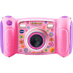 VTech - Kidizoom Camera Pix 2.0-Megapixel Digital Camera - Pink