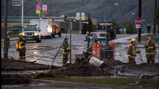 Help Cache Creek recover from the flood