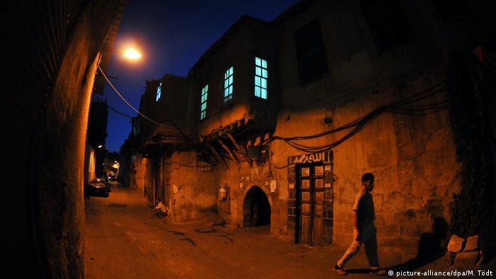 Altstadt Damaskus (Syrien)