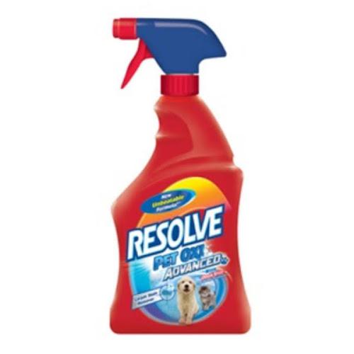 Resolve Pet Stain & Odor Carpet Cleaner, 22 fl oz Bottle