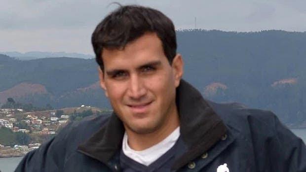 Teniente de Corbeta Alejandro Damián Tagliapietra