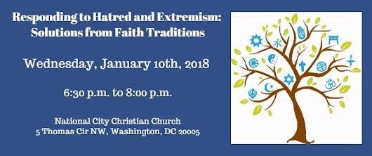 Responding to Hatred and Extremism: Solutions from Faith Traditions – Rumi Forum