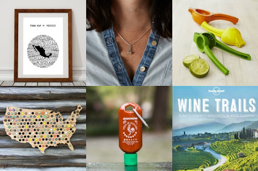 50 Gift Ideas for Foodies & Adventurous Eaters | Ever In Transit