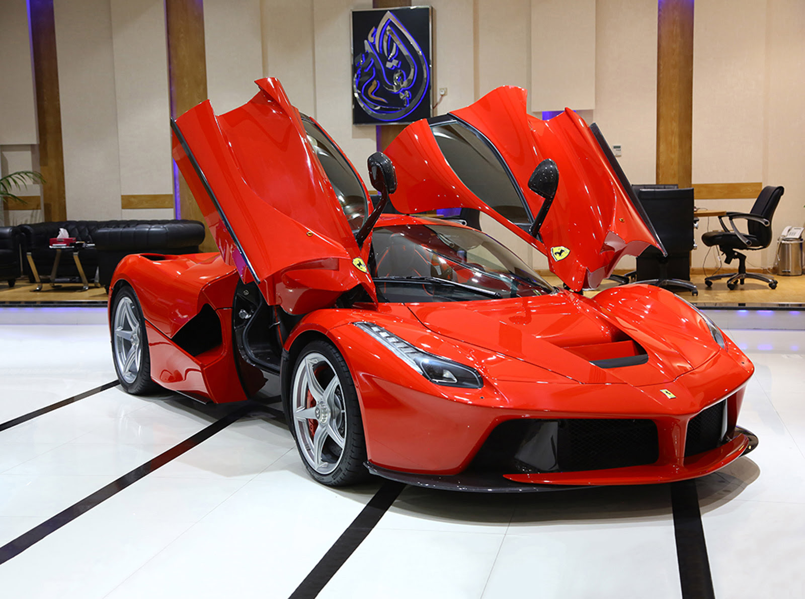 Another Week, Another LaFerrari Goes Up For Sale