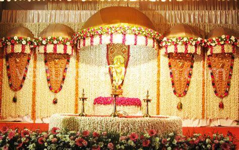 Kerala Style Wedding Stage   Joy Studio Design Gallery