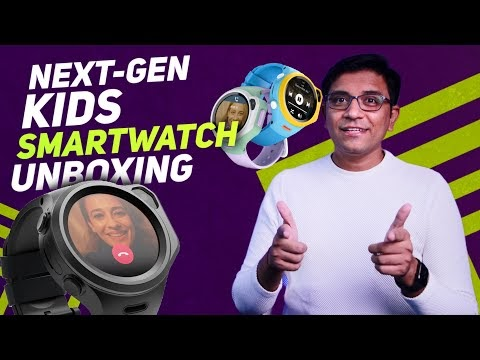 The Smartest Watch for Kids - Unboxing & Complete Features - Watchout!