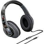 Justice League Headphones - Batman, Superman, Wonder Woman, Justice League Designs (Justice League)
