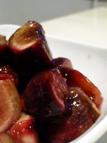 Red Wine Roasted Figs