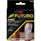Futuro Knee Support, Comfort, Large, Mild Support