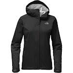 The North Face Women's Venture 2 Jacket, Black, XS