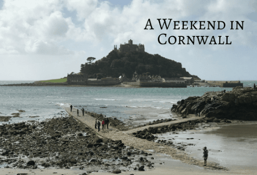 A weekend in Cornwall at The Godolphin Arms and St Michael's Mount