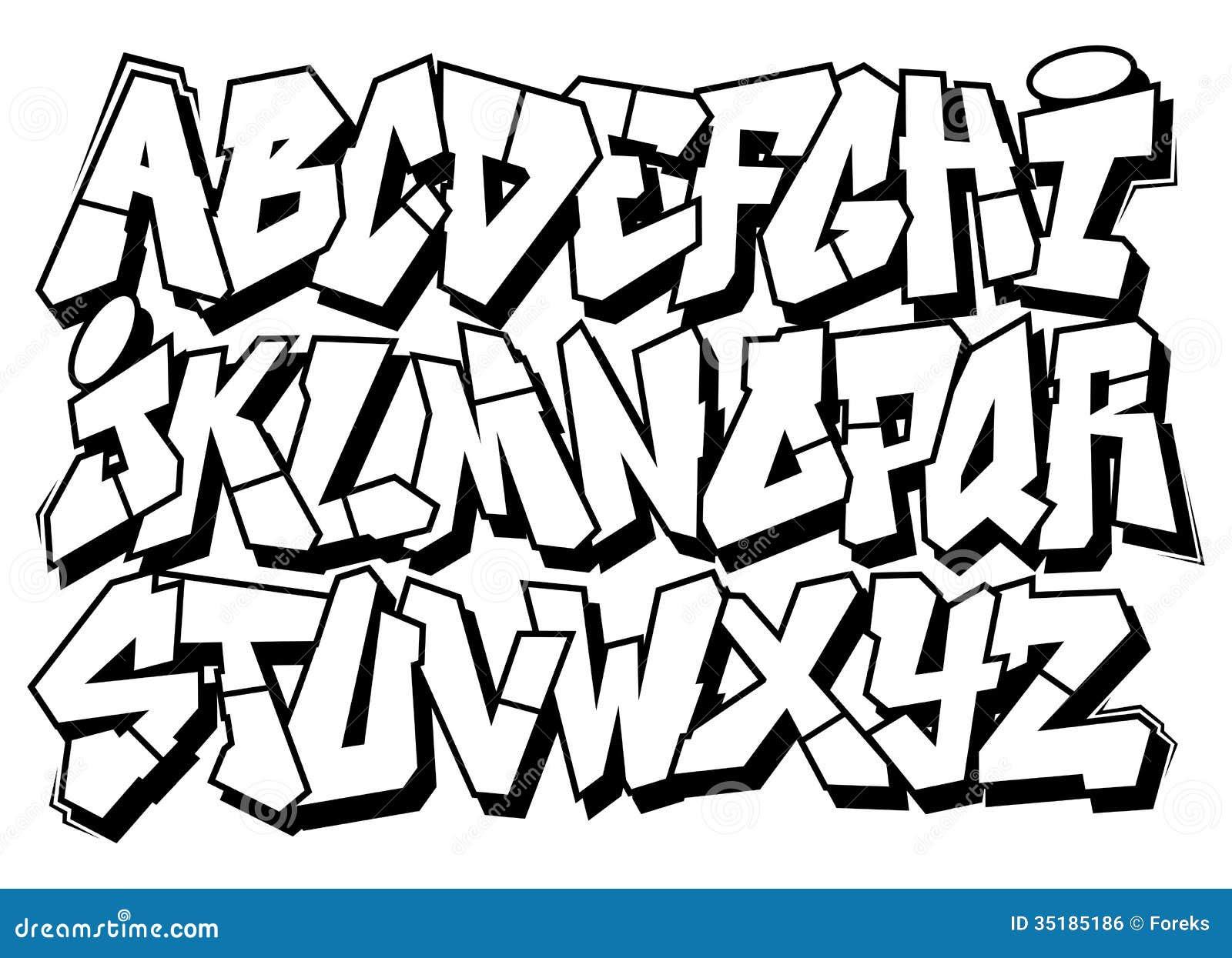 Unduh 67+ Gambar Grafiti A-Z Terbaik Gratis