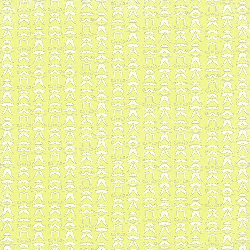 38-chartreuse_solid_Mustaches_12_and_a_half_inch_SQ_350dpi
