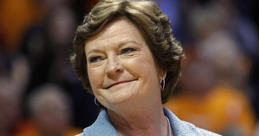 Pat Summitt, iconic University of Tennessee basketball coach, dead at 64