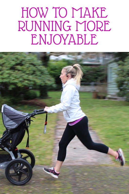 How To Make Running More Enjoyable - Coles Crossing