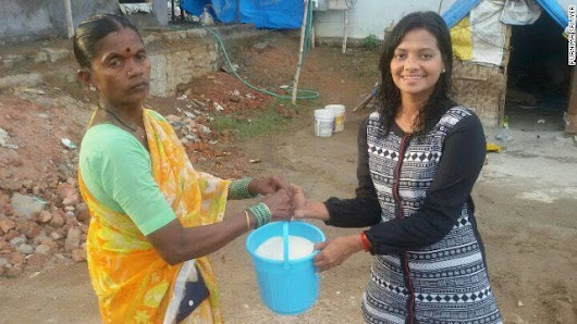 As You Read This, India's Very Own 'Rice Bucket Challenge' Is Feeding The Poor