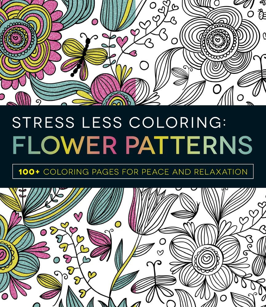 Cassandra M S Place Adult Coloring Books To Reduce Stress Review