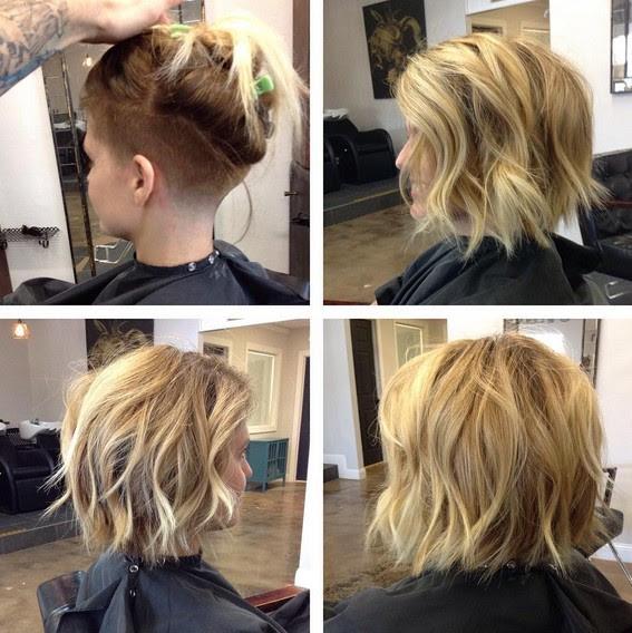 Hairstyles Undercut Bob Hairstyles