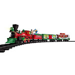 Lionel Trains Mickey Mouse Express Disney Ready to Play Christmas Train Set by VM Express
