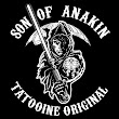 Son of Anakin, A Star Wars Meets Sons of Anarchy Design