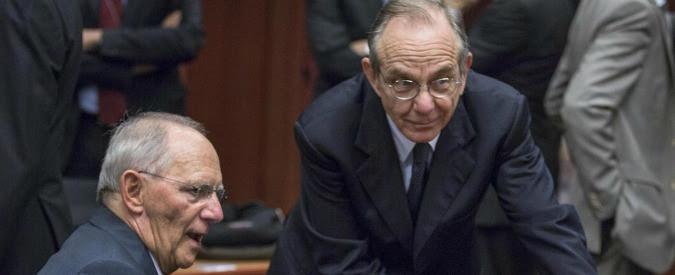 """Monte dei Paschi, la richiesta di Schäuble: """"Si verifichi attentamente che Roma rispetti le regole"""""""