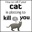 How to Tell if Your Cat is Plotting to Kill You - The Oatmeal