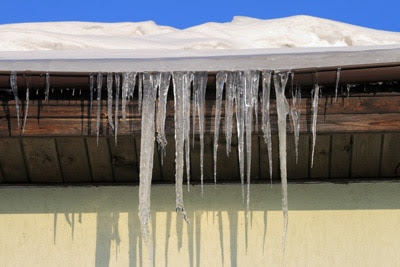 Ice Dams on Roofs │ Puget Sound │ Roofing & Construction LLC