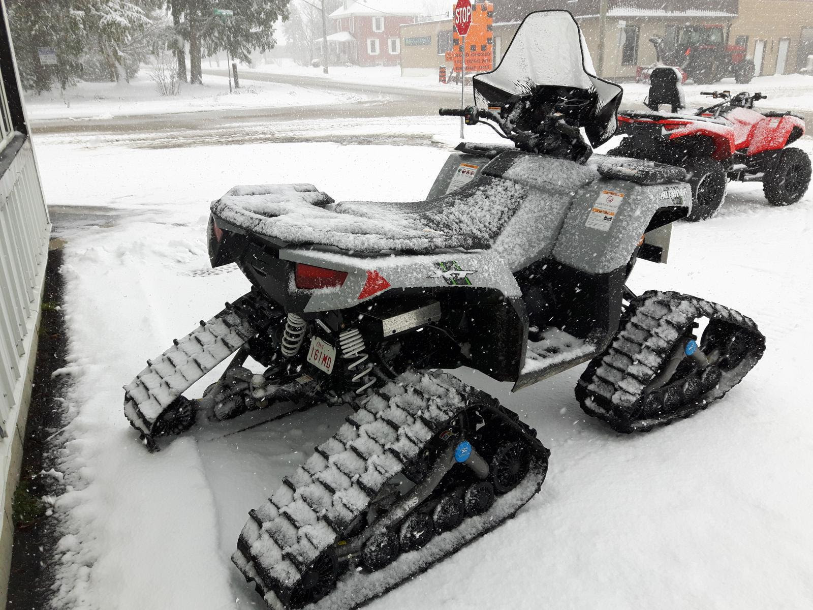 Vtt Arctic Cat 2015