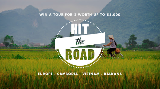 Hit the road with TourRadar