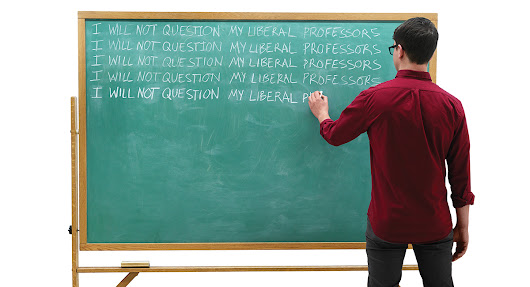 How Liberal Professors Are Ruining College