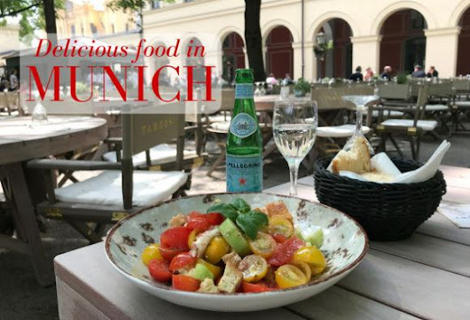 A taste of delicious food in Munich - where and what to eat