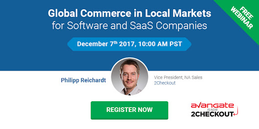 Webinar: Global Commerce in Local Markets