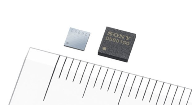 Sony preps extralow power positioning chip that draws on motion sensors