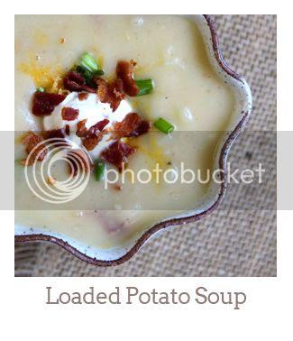 """Loaded Potato Soup"""